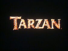 35mm Cartoon/Animated Trailer Walt Disney's 'TARZAN' 1999