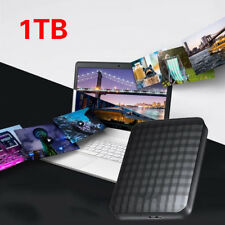 High Speed USB3.0 1TB Safe External Hard Drive Devices Portable Mobile HardDisk.