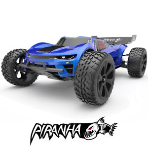Redcat Racing Piranha TR10 1/10 Scale RTR Brushed Electric RC Truggy Buggy