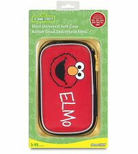 NINTENDO Case Sesame Street Elmo DS Storage Carry DS Lite DSi 3DS XL CUTE GIFT