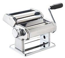 Rolling Italian Deluxe Double Cutter Pasta Machine Lasagne Tagliatelle Marcato