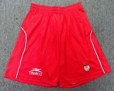 Official Atletica Home Short Toluca Color Fuego Size L