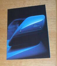 Subaru Impreza P1 Limited Edition Brochure Poster 2000