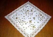 Quadratische Tischdecken mit Bildmotiven fürs Esszimmer