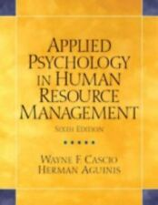 Applied Psychology in Human Resource Management [6th Edition]