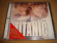 Titanic Soundtrack (incl. my Heart Will Go On by Celine Dion)