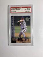 """1994 Roger Clemens #450 Upper Deck PSA 8 Gem Mint """"Roger the Rocket"""" Red Sox"""
