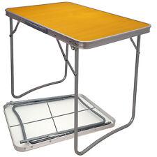 Portable Pliant MDF en Bois Table Intérieur Extérieur Camping Picnic Party salle à manger Nouveau