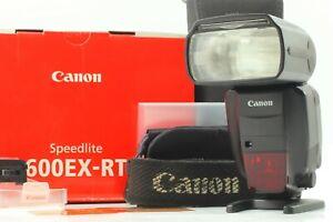[ Look!! ] Canon Speedlite 600EX RT Shoe Mount Flash from Japan