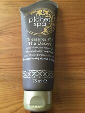 NEW Avon Planet Spa Treasure Of The Desert Rhassoul Clay Face Mask 75ml