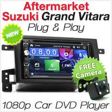 Suzuki Grand Vitara Car DVD USB MP3 Player Stereo Radio JB Fascia Facia ISO Kit
