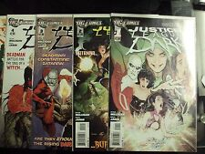 Justica League Dark New 52 by DC 2011 (5) comic lot