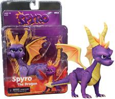 Spyro the Purple Dragon Action Figure NECA Videgame Series