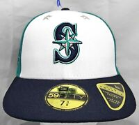 Seattle Mariners MLB New Era 59fifty 2018 All-Star Game 7&3/8 fitted cap/hat