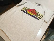 Vtg 90s NAVY Retired T-shirt M Single Stitch Heather Gray Been There Done That