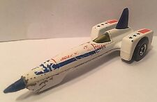 Hot Wheels 1979 Evel Knievel Rocket Jet Diecast metal car toy scale 1/64 Mattel.