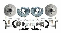 Dodge Dart, Duster A Body Disc Brake Conversion Kit Wheel Kit Only wheels 5x4.5