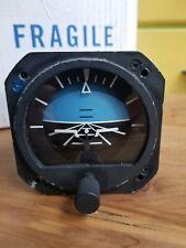 Attitude Indicator Gyro, Horizon, Yellow Tag; P/N:RCA22-15 good condition works