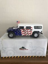 Rare Exoto 1/18 Hummer H1 Us Presidential Election Vehicle Preowned