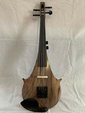 NCE-4 custom 4/4 electric violin