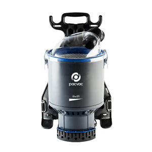 Pacvac Thrift 650 Commercial Backpack Vacuum Cleaner 1300W