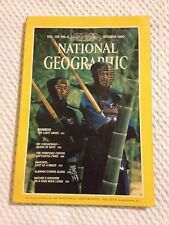 National Geographic Magazine - Vol. 158, No 4 October 1980