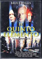 Luc Besson: EL QUINTO ELEMENTO. AGOTADO en todo formato. Tarifa plana envío Espa