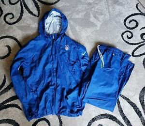Nike Stormfit NFL Shield Workout Suit Jacket Pants XL Waterproof