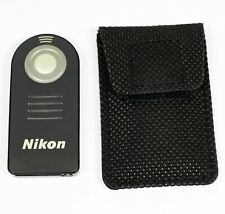 NIKON ML-L3 Infrared IR Wireless Remote Shutter Control