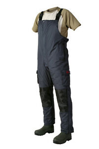 DAIWA SAS Thermal / Waterproof Fishing Bib & Brace