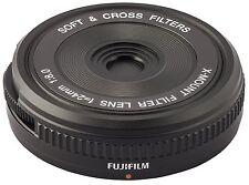 FUJIFILM X Mount Filter Lens XM-FL Black New for X-Pro1/X-T1/X-E2/X-M1/X-A2/X-A1