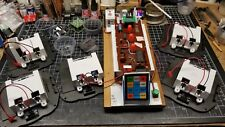 1981 Dark Tower Board Game - Tower Battery Compartment Rebuild