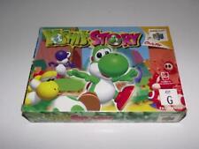 Yoshi's Story Nintendo 64 N64 Boxed PAL