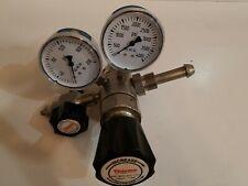 Thermo Scientific Lab Gas Regulator 2 stage 100 psi Gas Chromatography