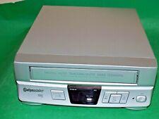ROADSTAR VDR6206 12V /mains Video Cassette Recorder VHS VCR Small Size Caravan