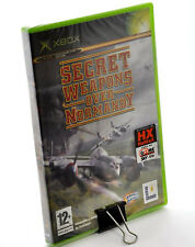SECRET WEAPONS OVER NORMANDY XBOX nuovo