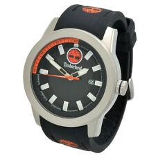 "Timberland XL Men's Quartz Wrist Watch "" Fenway "" Black TBL.15355JS/02P 5ATM"