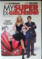 My Super Ex-Girlfriend (DVD, 2006, Rental Ready Widescreen)
