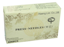 Haeng Lim Ear Press T Type Press Needle 600pcs