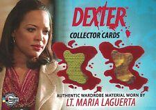 Dexter: dc17 lt. María LaGuerta Costume
