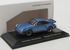 Porsche 911 Turbo / 930 ( 1974 ) gemini blau / Porsche Museum 1:43