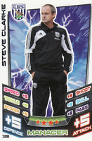 Match Attax 12/13 West Bromwich Albion Cards Pick Your Own From List