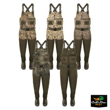 DRAKE WATERFOWL GUARDIAN ELITE 3 LAYER 2-N-1 CHEST WADERS BREATHABLE W/ LINER