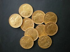 ONE YOUNG HEAD VICTORIA GOLD FULL SOVEREIGN  - BULLION COIN