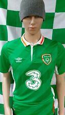 Republic of Ireland 2016-2017 Official Umbro Football Shirt (Adult Medium)