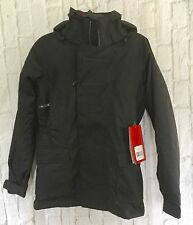 The North Face Women's Pixey Triclimate Black Winter Ski 4-in-1 Snap In Coat XS