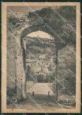Perugia Gubbio Porta Ortacci FG cartolina ZK0297