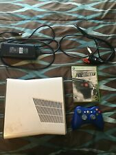 XBOX 360 4GB Console with Need for Speed Prostreet READ DESCRIPTION!!!