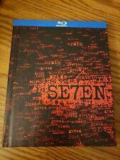 Se7en (DigiBook Blu-ray Disc, 2010)