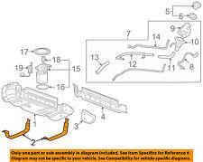 GM OEM Fuel System-Fuel Gas Tank Strap 22868152